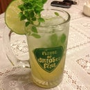 Honey-Basil Collins the Ultimate Summer Sipper