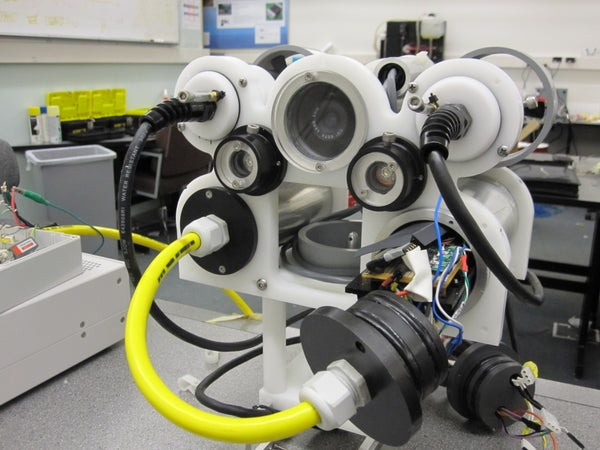 How to Make a Hydra ROV by Interspec