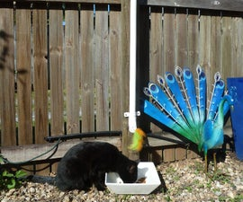 Fun Food Dispenser for Cats.