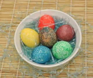 How To Dye Easter Eggs With Rice 7 Steps With Pictures Instructables