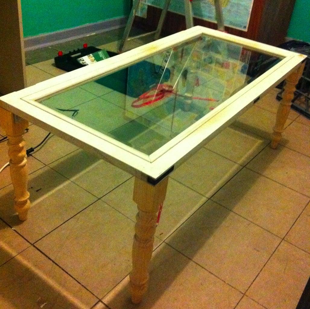 Ex-Window Coffee Table