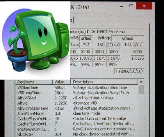 Making a Green Energy Efficient Desktop Pc.
