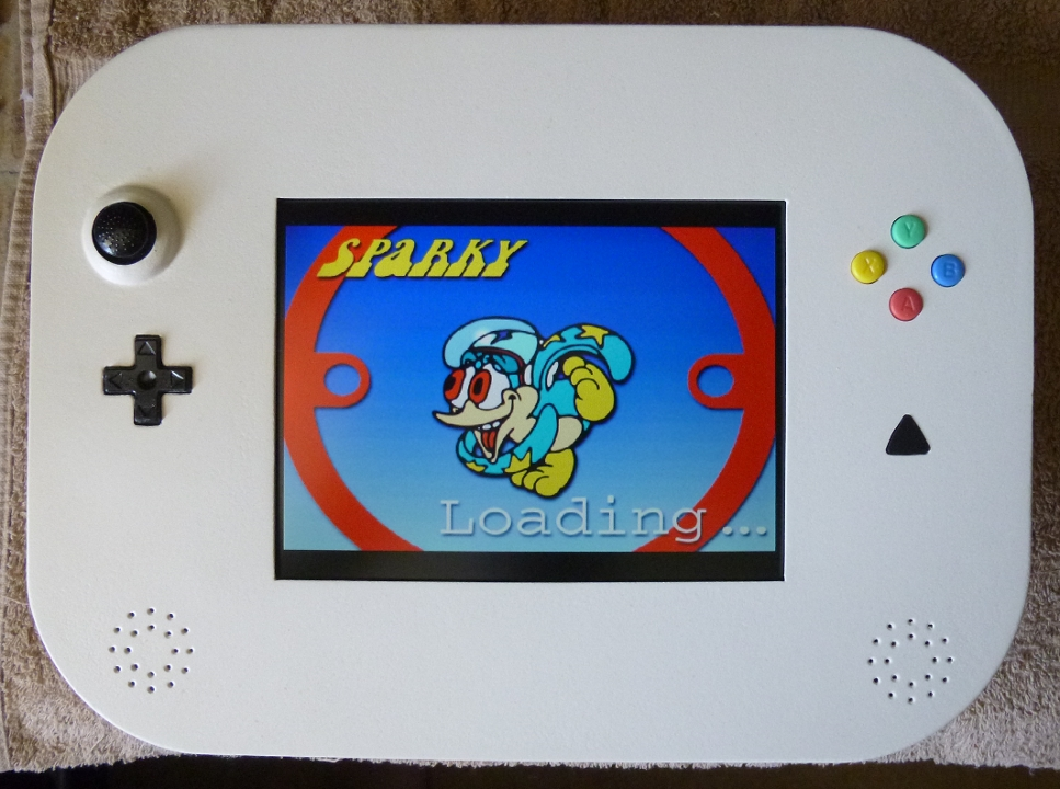 How to make a Sega DreamCast console into a battery powered handheld portable