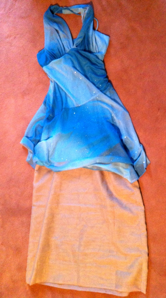 Lengthening the Dress