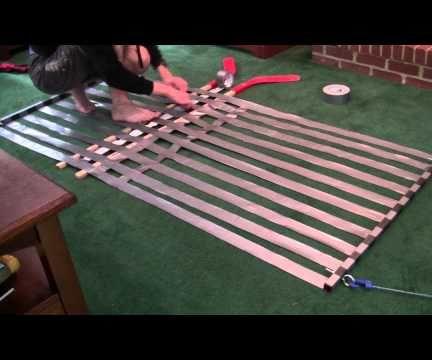 Easy Simple Duct Tape Hammock