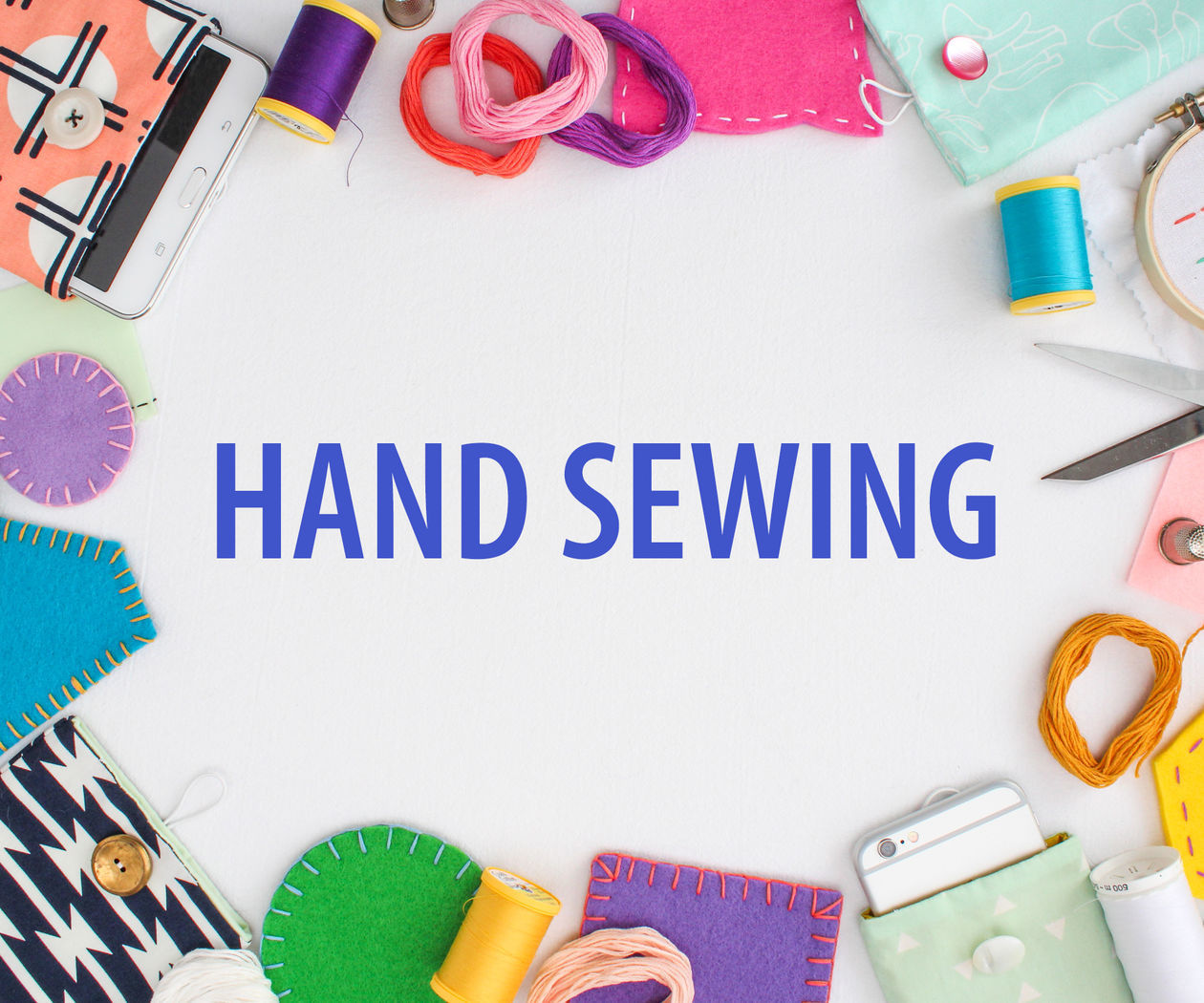 Introduction to Hand Sewing