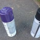 Spray Painting Nerf Guns