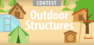 Outdoor Structures Contest