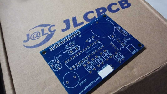 JLCPCB - Make Your Own Circuit Boad From 2$!