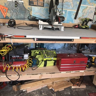 How to Build a Sturdy Workbench Inexpensively