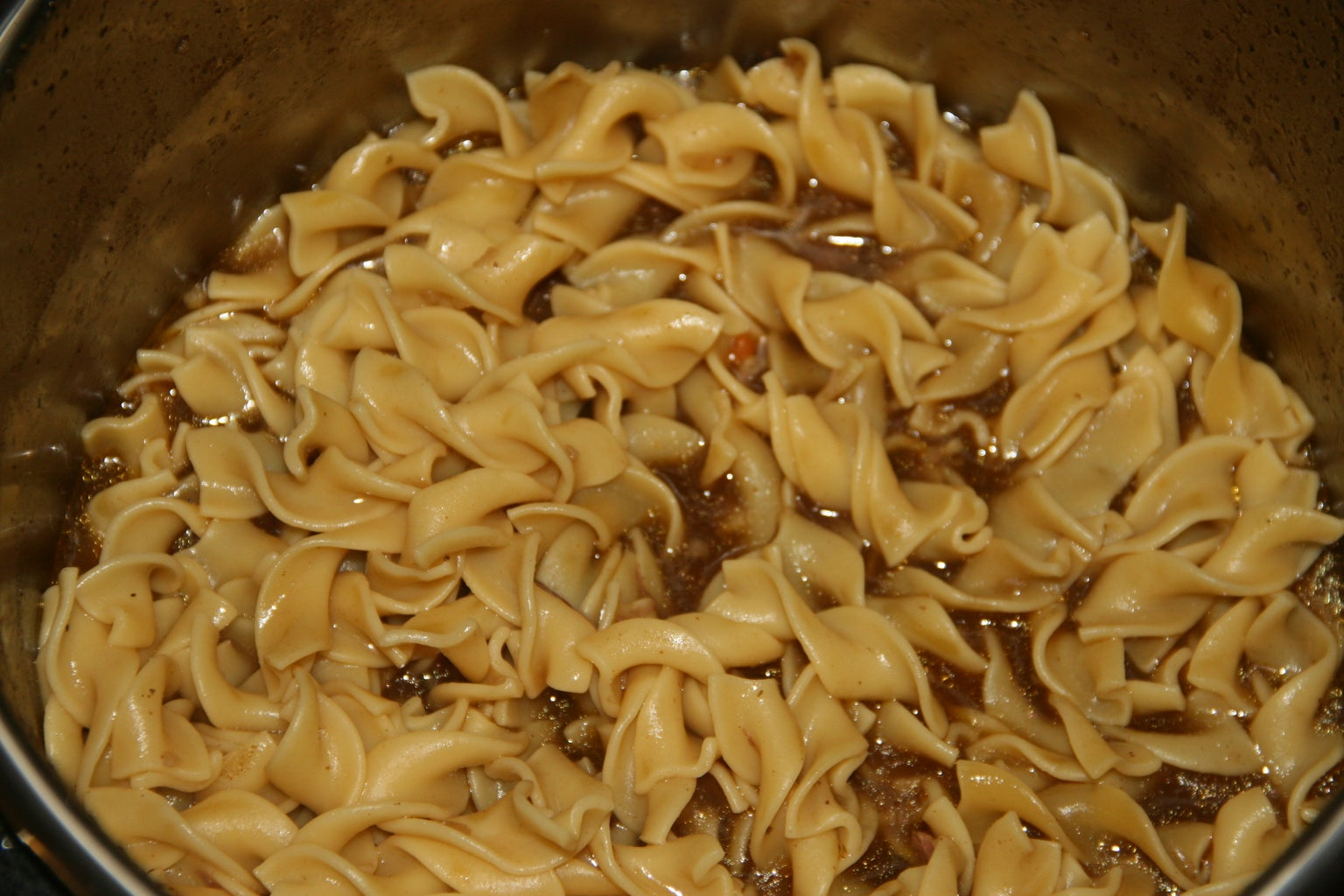 Boil Your Noodles.