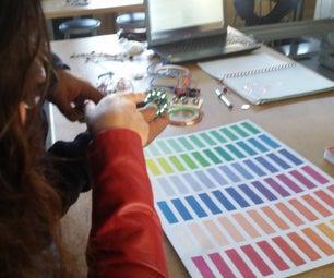 Los Colores De Los Valores (CHT-1)