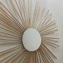 Sun Mirror Decoration Piece