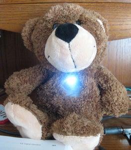 Hug-a-Bear Nightlight