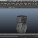 3D print  |   VW ring