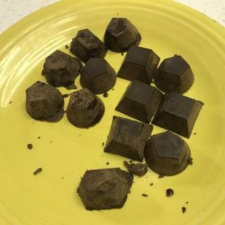 Three Ingredient Chocolate