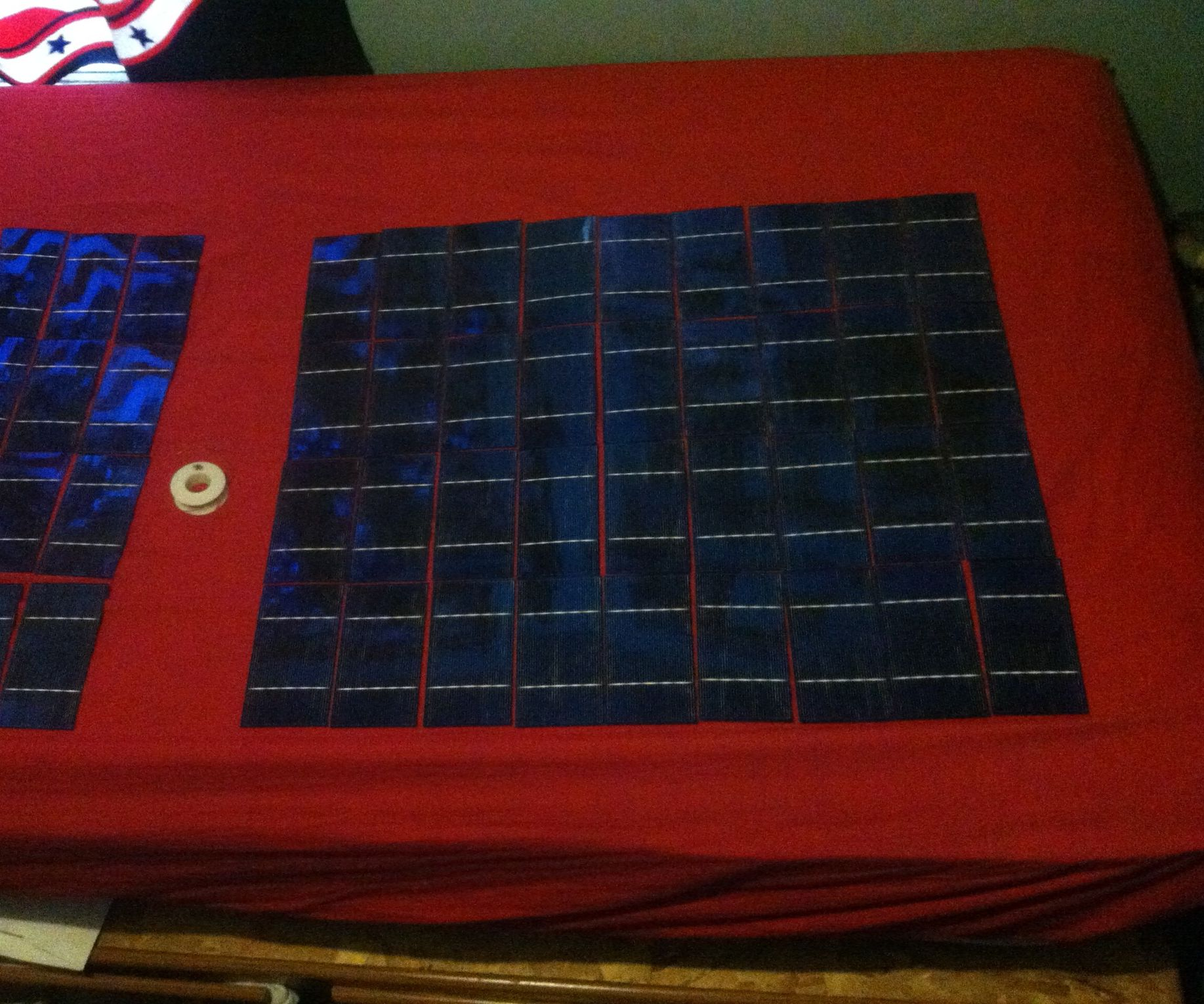 How to make a solar panel 2015 Part 1