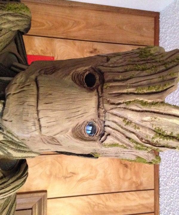 Life Size Groot Movie Costume