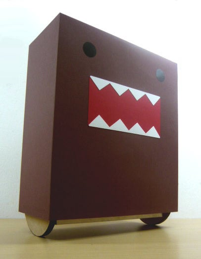 Domo Kun WobblyBot, Simple Self Balancing Robot