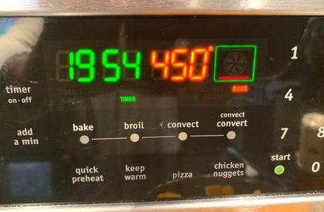 Add Veggies and Bake