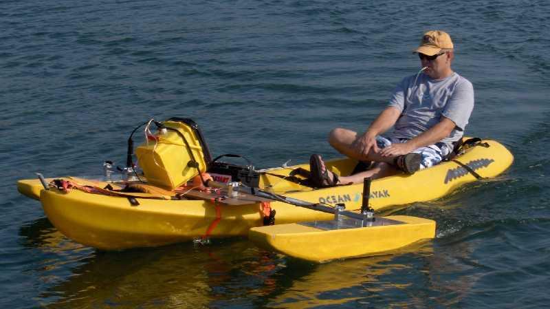 Dual-Motor SIP&PUFF Controlled Kayak System