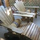 Adirondack Chaise Lounge