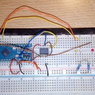 How to Program the ATtiny85 With the Arduino Uno Board