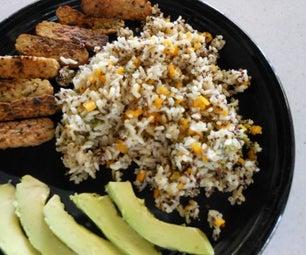 EASY ONE POT Rice cooker COOKING: Rice,Quinoa, Veggies - Gluten Free and Vegan