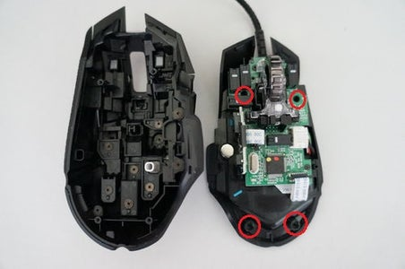 Mouse Disassembly