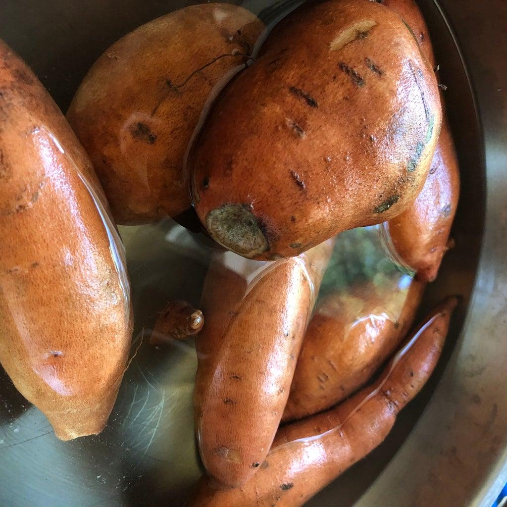 Root Veggies & Fat