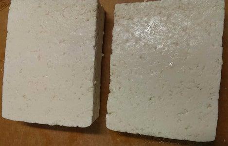 Cut the Tofu in Half