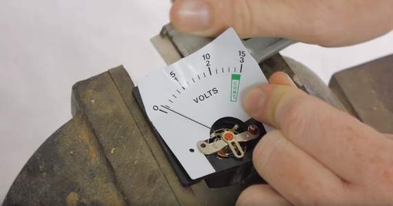 Panel Meter Modifications