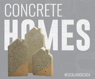 Concrete Litte Houses