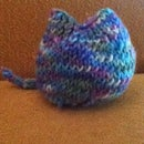 Cute Knitted Cat