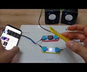 The Simplest Li-Fi Experiment