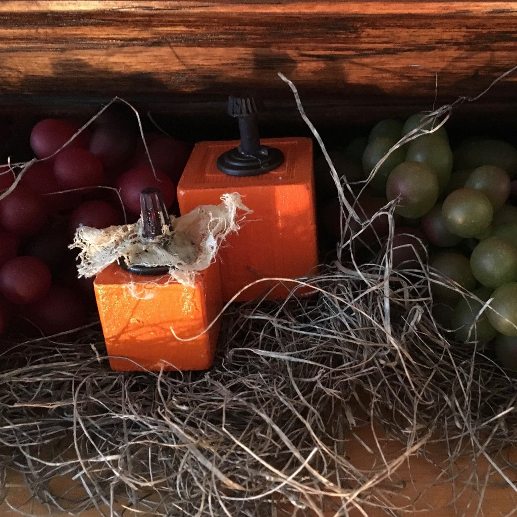 Spooky & Pumpkin Blocks