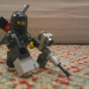 Lego Terrorist Costume Pack