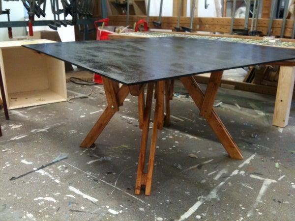 Folding Coffee Table
