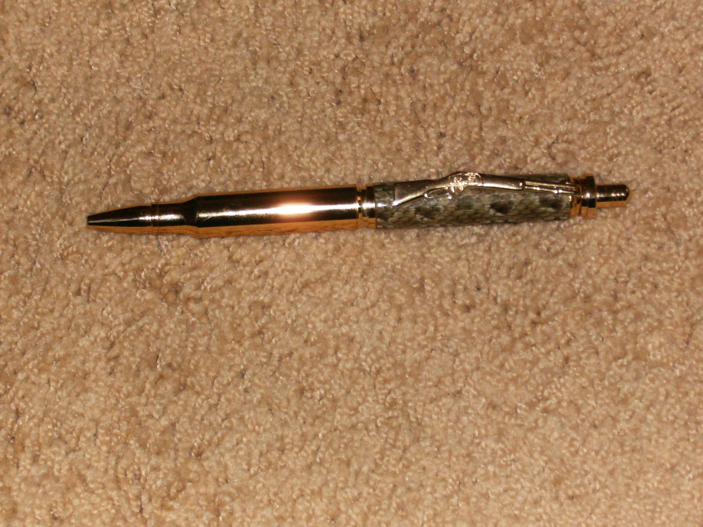 Turned Wood Pen
