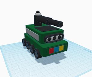 Tankbot 1.0 by Ryan