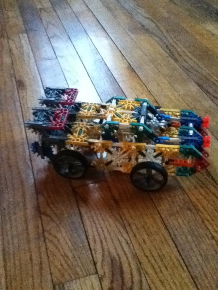 Knex Bumblebee Transformer