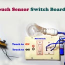 Simple Touch Sensor Switch Board