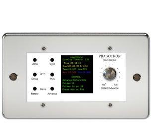 Arduino Quartz Clock Controller