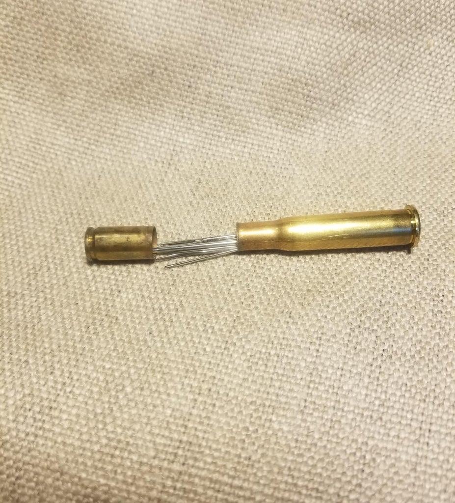 2 Minute Bullet Needle Case