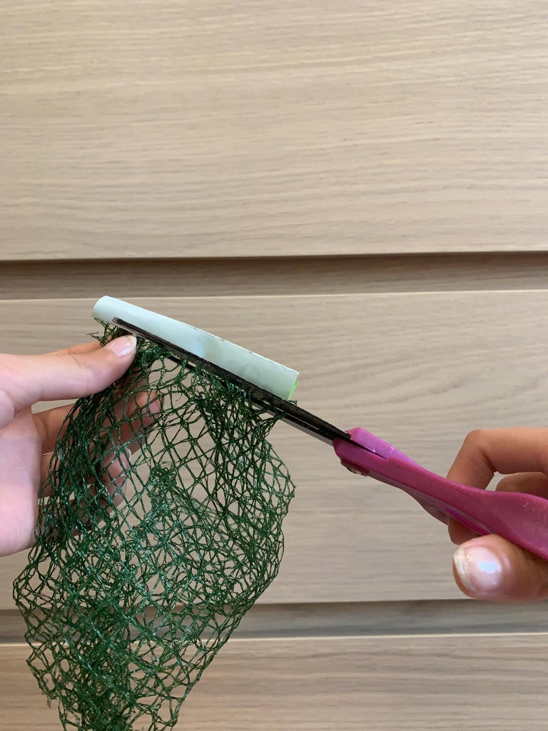 Saving Netting and Finding Fabric