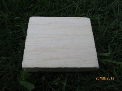 Cut Out a Piece of Wood