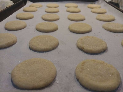 Stamping and Cooking Your Cookies