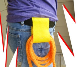Superhero Lasso - Spool Knitting