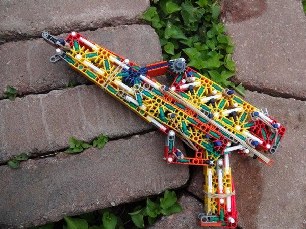 K'NEX Calico M-950 (Build)