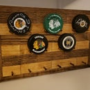 Hockey Puck Display Stand